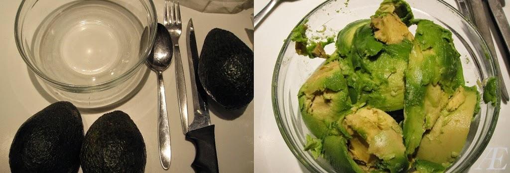 Avokado, opskrift,