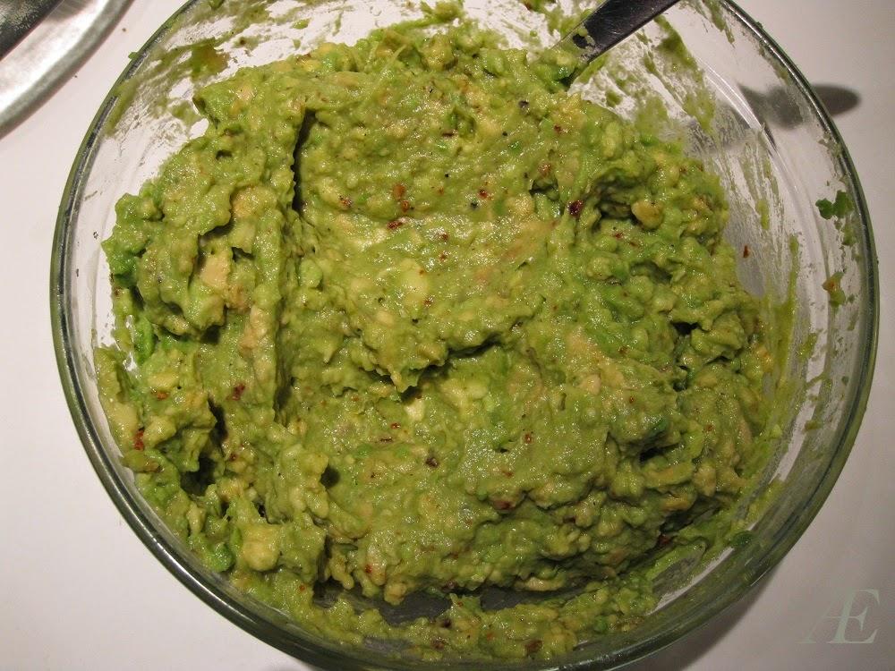 Nem, hjemmelavet guacamole