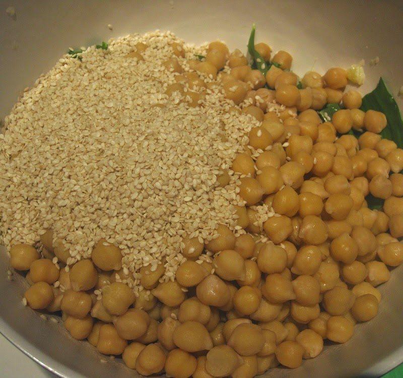 humus ingredienser