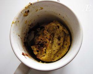 Opskrift på Paleo-venlig kage i en kop (mikroovn)