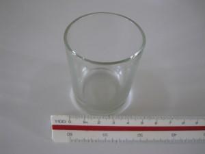 Glas ca. 4 cm