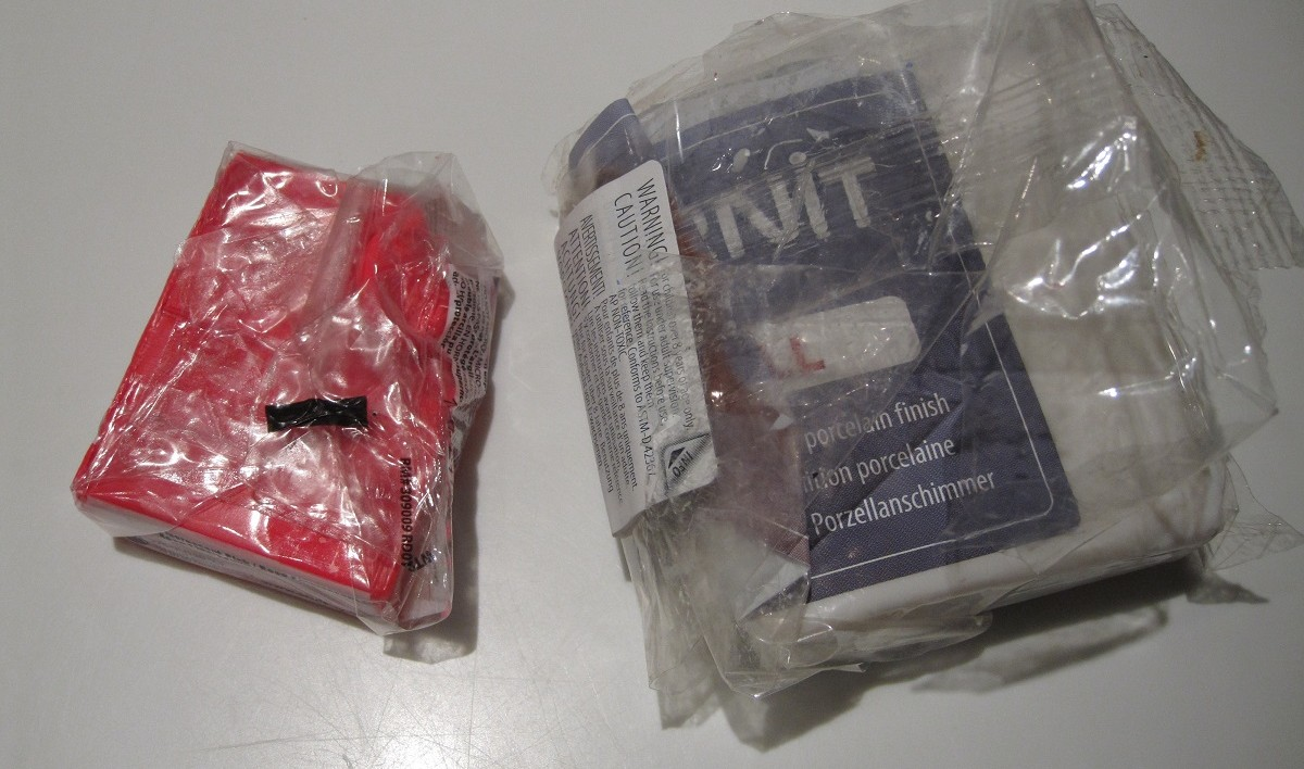 Polymerler indpakning