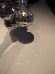 flotte hjemmelavede cd disko kugler