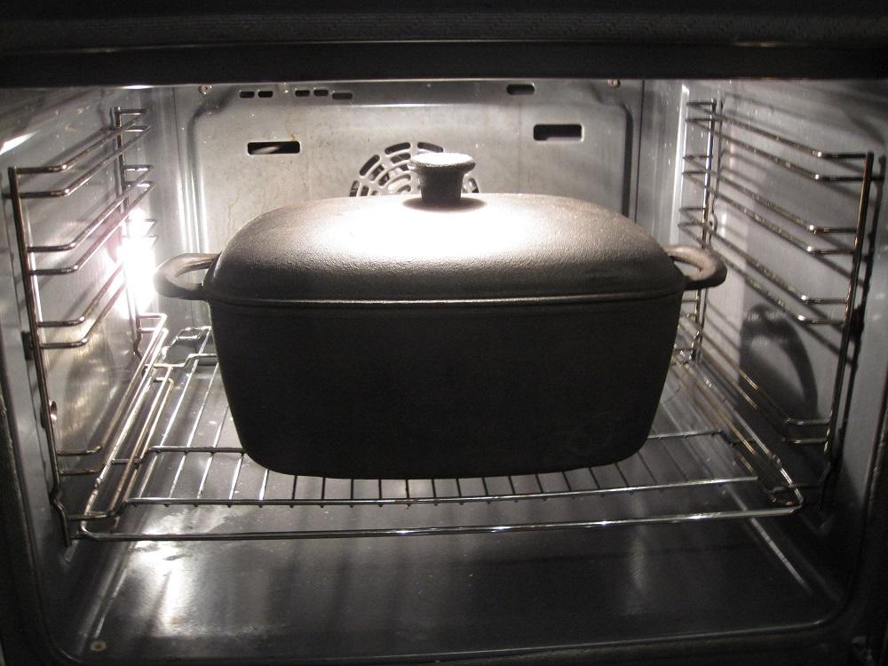 Gryde i ovnen