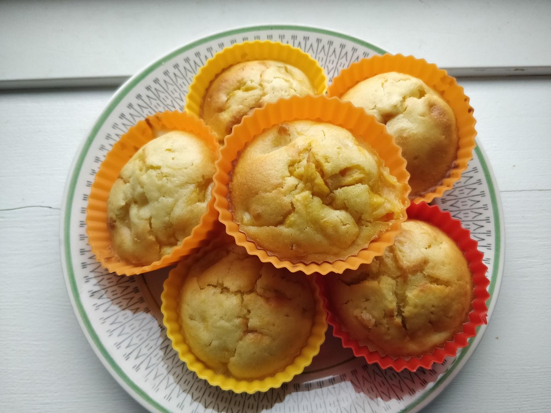 Opskrift på hjemmebagte græskar muffins