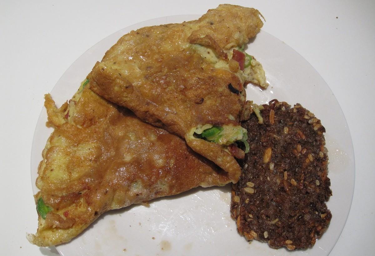 Bonde omelet