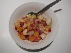 Opskrift på Frugtsalat, med tips og tricks