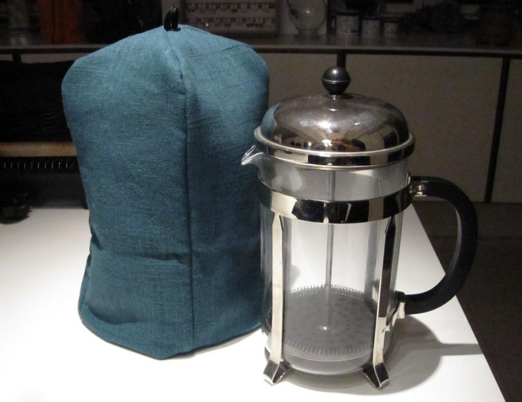 Tehætte/kaffevarmer du nemt selv kan sy!