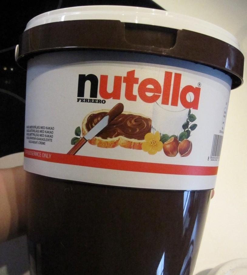 Meget Nutella