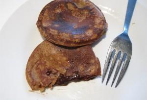 Opskrift på Nutella Pandekager