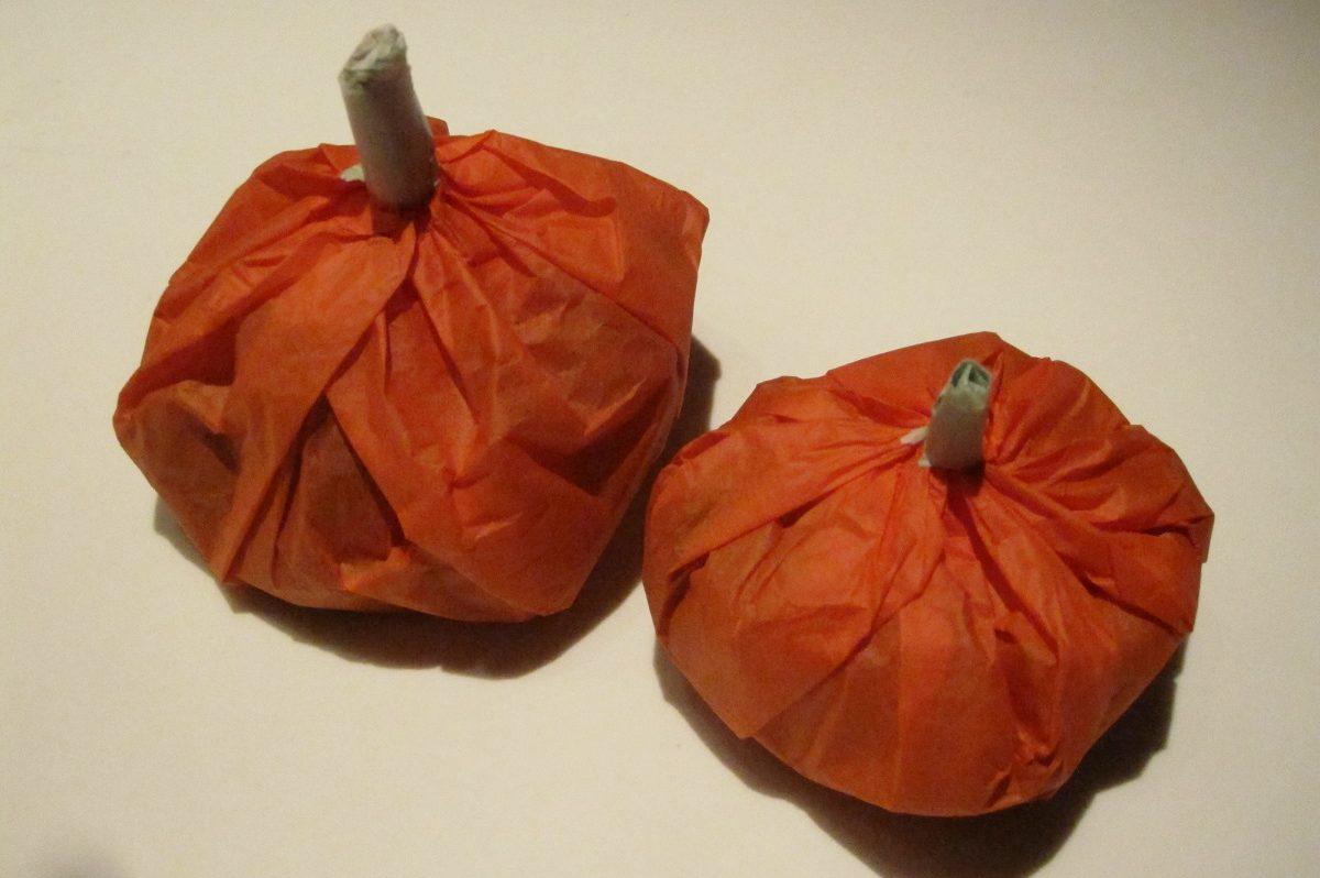 Hjemmelavede godte pakker til Halloween