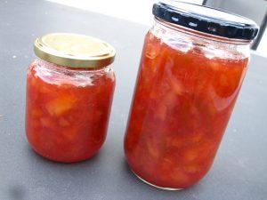 Opskrift på Blomme marmelade