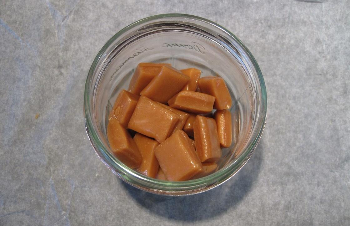 Den nemmeste opskrift på flødekarameller i mikroovn
