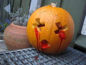 Halloween – Fest! Pynt! Udklædning!