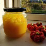 Opskrift på græskar marmelade/mos
