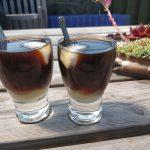 opskrift på hjemmelavet cold brew - koldbrygget kaffe