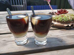 Opskrift på Cold brew iskaffe