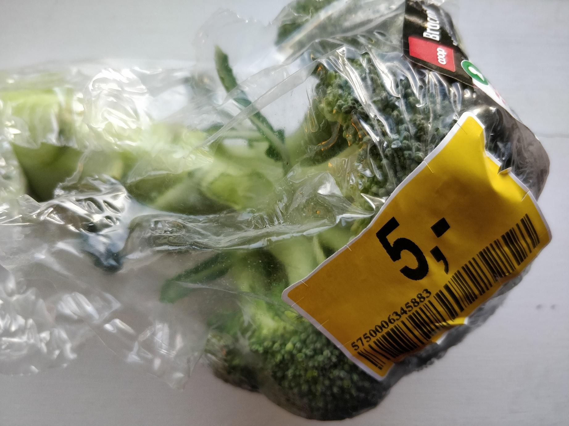 Billigt brocolli - Bæredygtig hverdag, både for miljø og pengepung